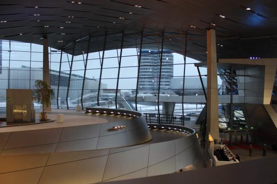 BMW Welt Fassade