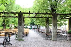 Biergarten Parkcafé