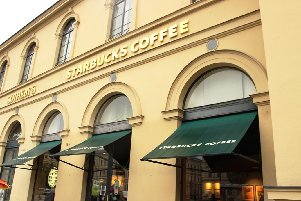 Starbucks odeonsplatz