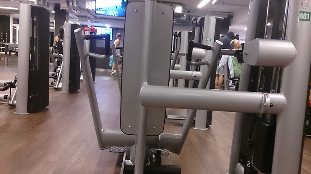Fitnessbude
