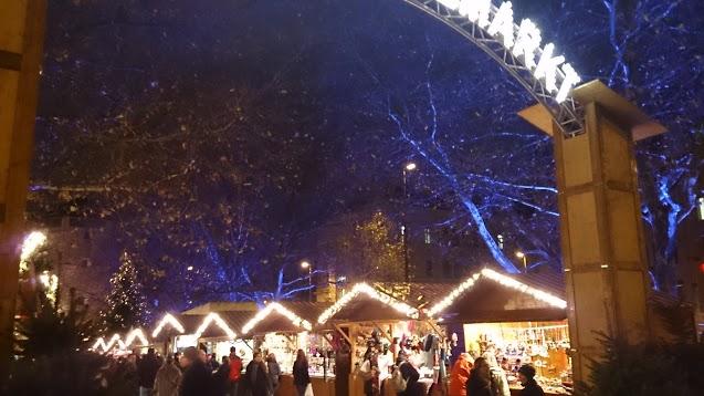 Weihnachtsmarkt am Sendlingertor