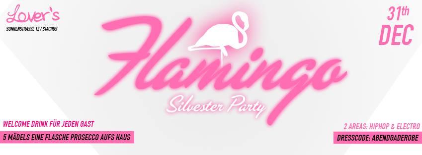 Flamingo Silvesterparty