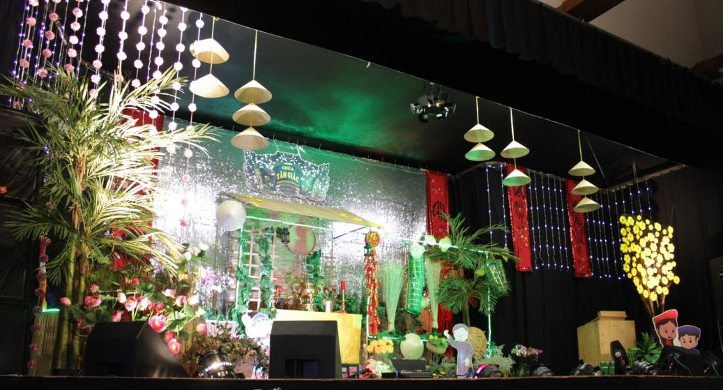 Bühne in Kirchseeon