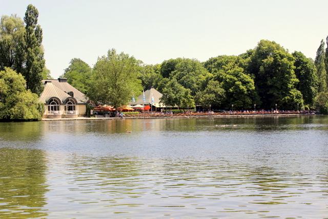 Biergarten am Seehaus