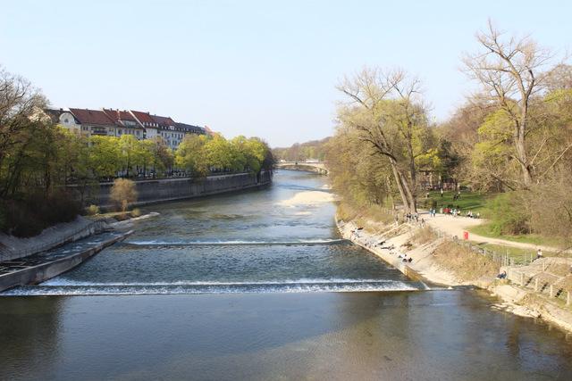 Isar Fluss