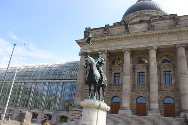 Statue im Hofgarten