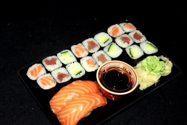 Sushi Gericht