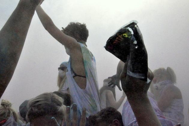 Holi Festival Fans