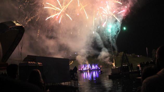Feuerwerksspektakel