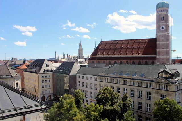 Traumstadt München