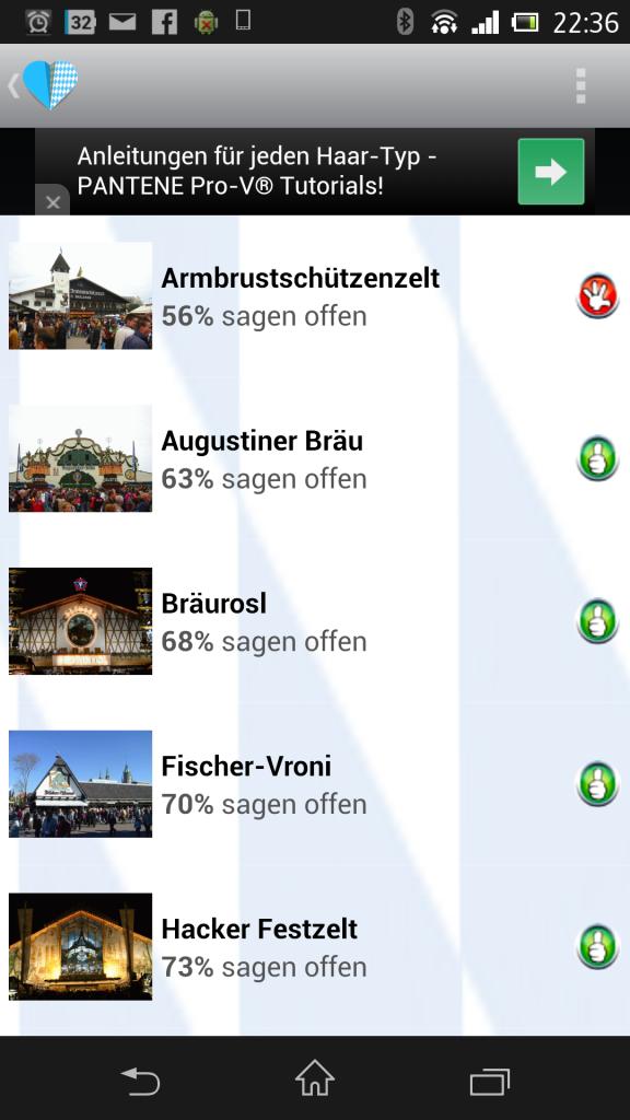 Okoberfest App 2014