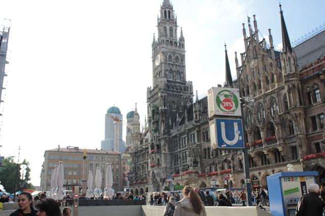 Statbild München