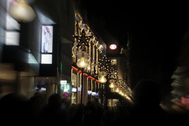 Weihnachtliche Stimmung München