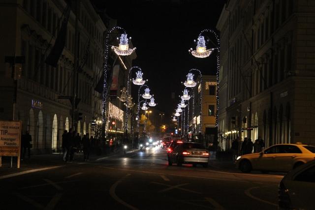 Weihnachtsbeleuchtung München.Warum München Auch Im Winter Besonders Schön Ist München Sehen Und
