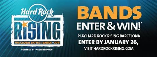Hard Rock Rising